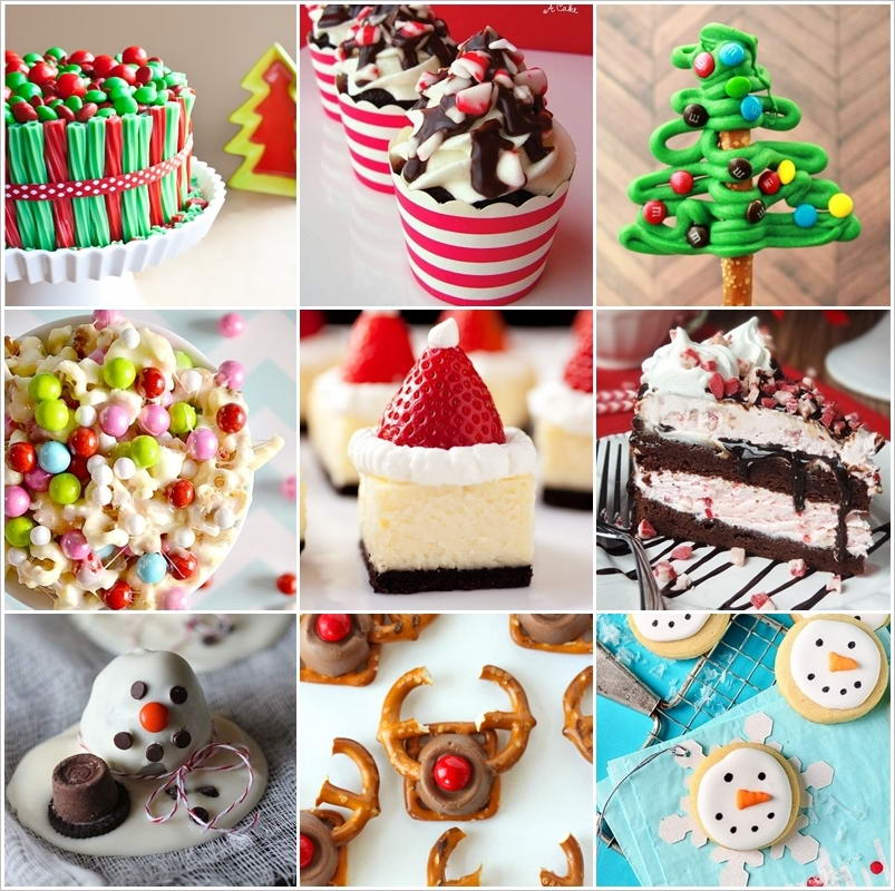 - 40+ Christmas Desserts To Decorate Your Holiday Table