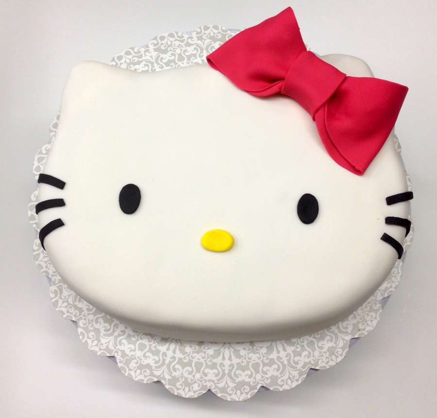 10 Hello Kitty Cake Ideas For Any Birthday