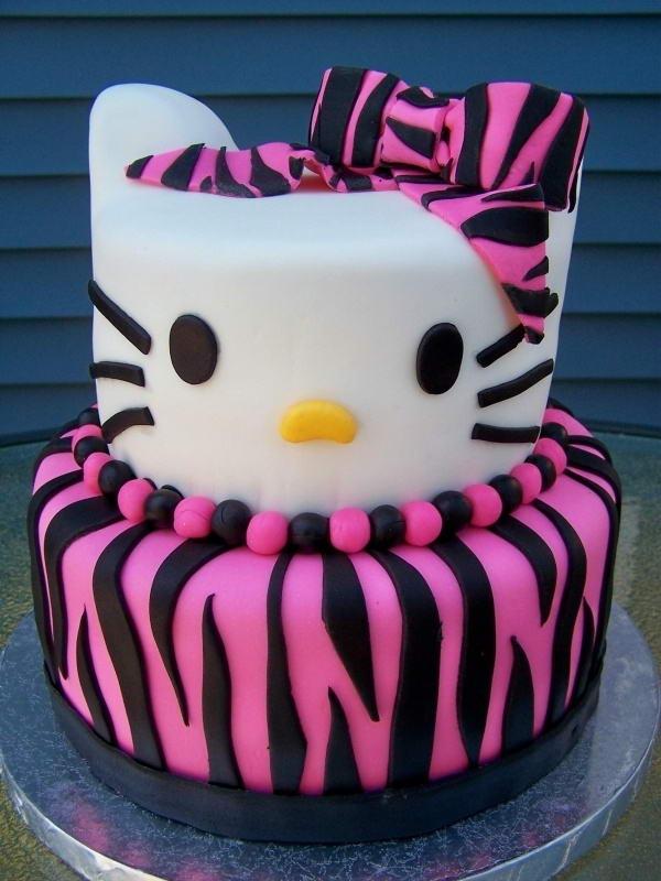10 Hello Kitty Cake Ideas For Any Birthday