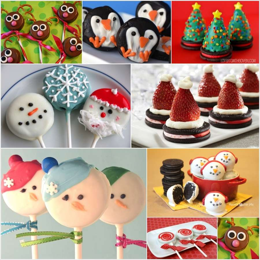 10 Yummy Oreo Christmas Recipes That Are Simply Lovely