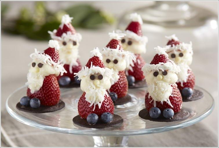 10 Irresistible Strawberry Christmas Desserts