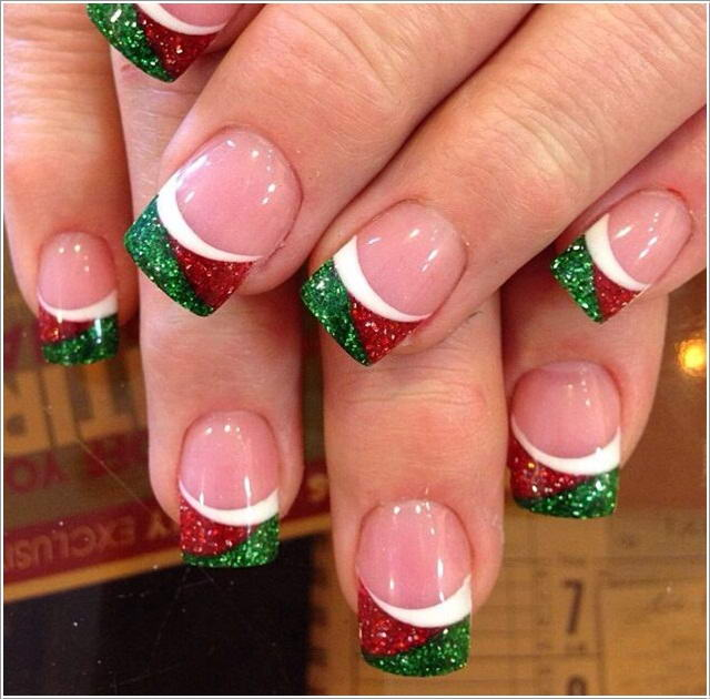 1 Image Via Naildesignsforyou These Nails Have Tips