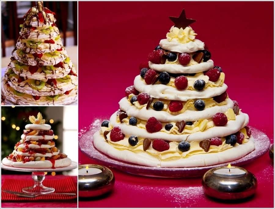 Delicious Meringue Christmas Dessert Ideas For You