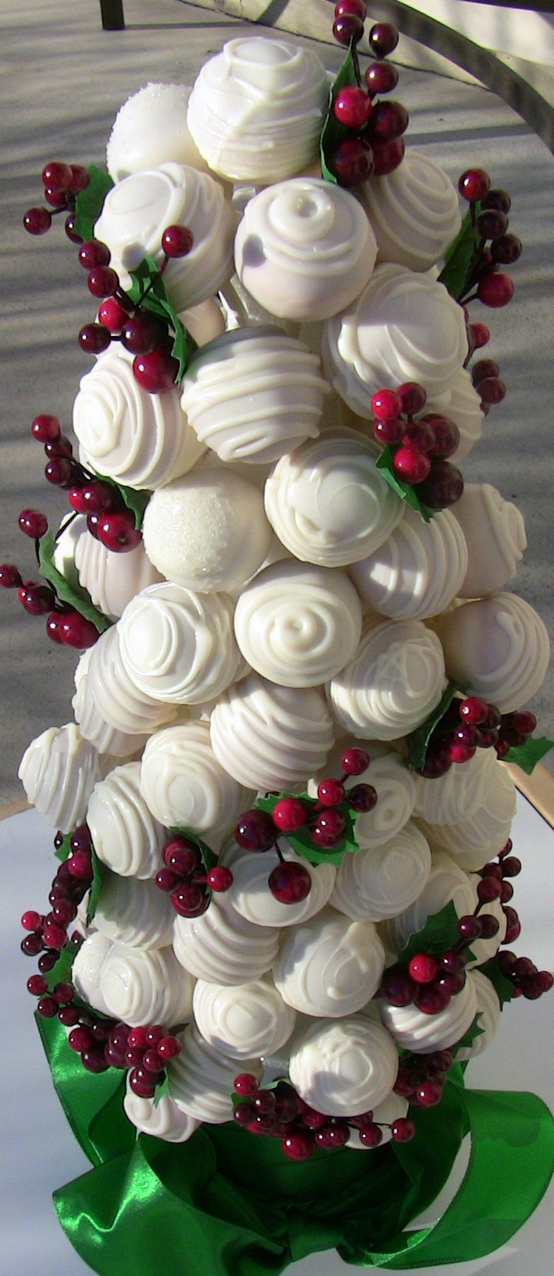 cake pop centerpieces for wedding 10 truffle trees to make for this 2280