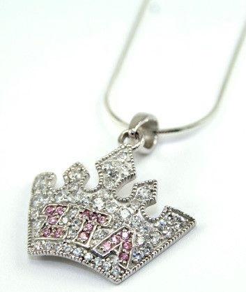 Crown pendants