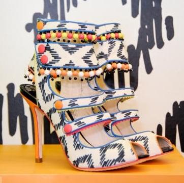 aztec heels