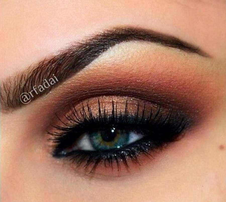Bronze Eye Makeup Mugeek Vidalondon