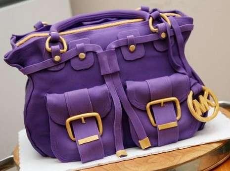 Michael Kors cakes