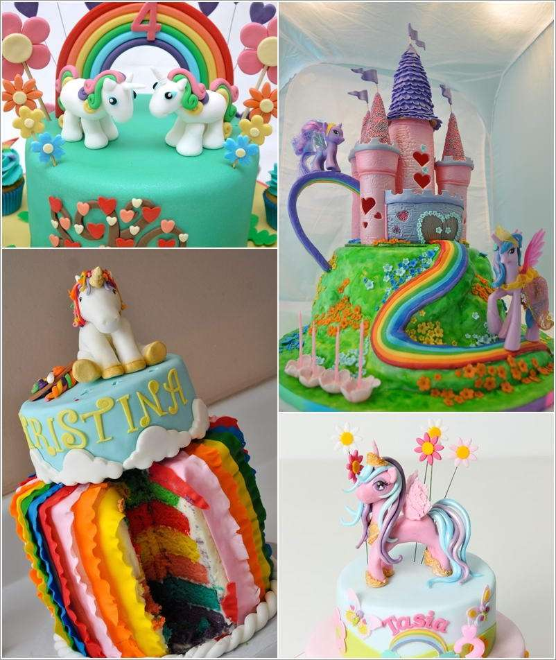 These Unicorn Cakes Are Simply Magical