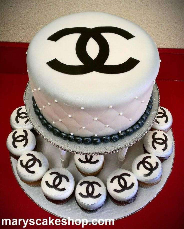 10 Gorgeous Chanel Cakes For An Amazing Birthday!