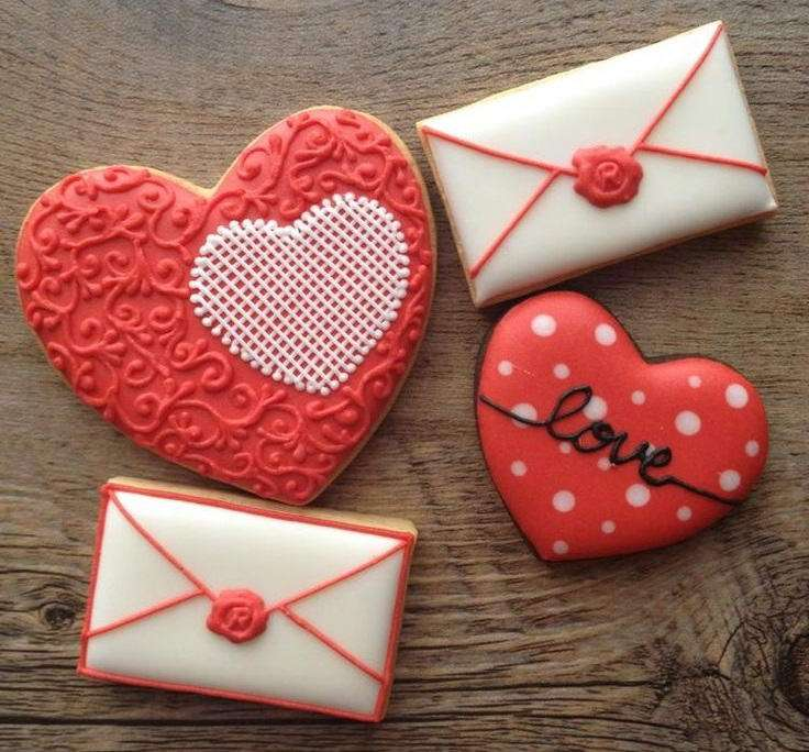 Valentine's Day cookie