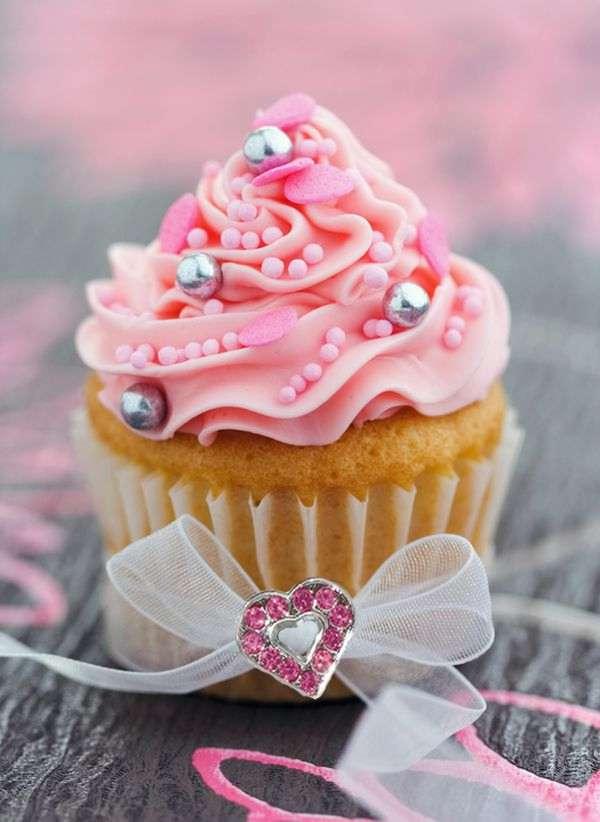 Valentine's Day Cupcake