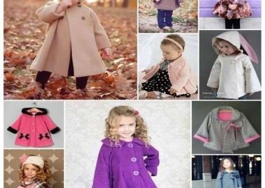 Baby swing coats