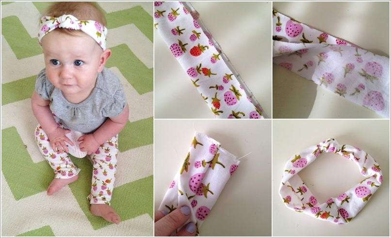 Lovely Diy Headband Ideas Your Little Girl
