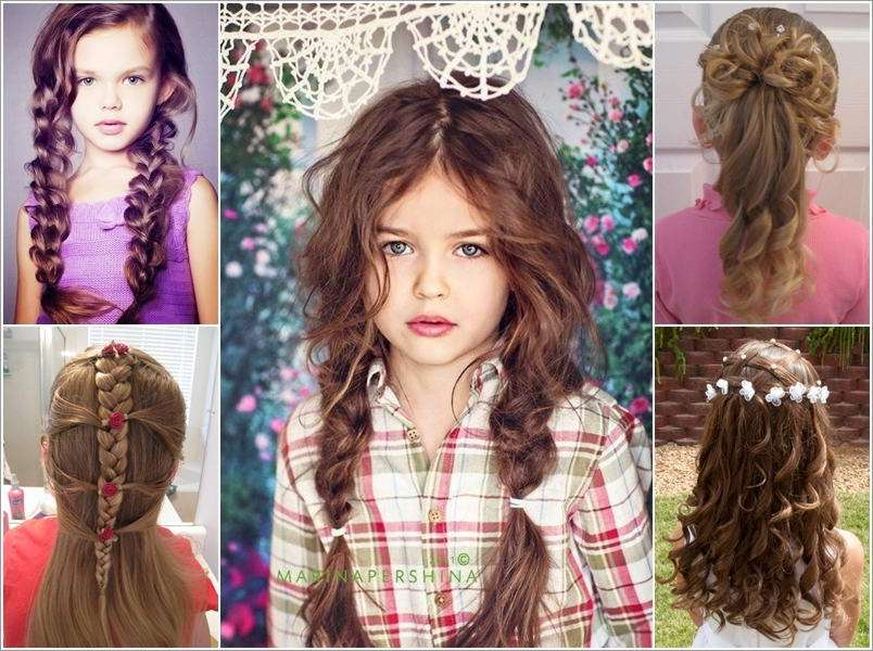 Excellent Stylish Board 10 Stylish Hairstyle Ideas For Little Girls With Short Hairstyles For Black Women Fulllsitofus