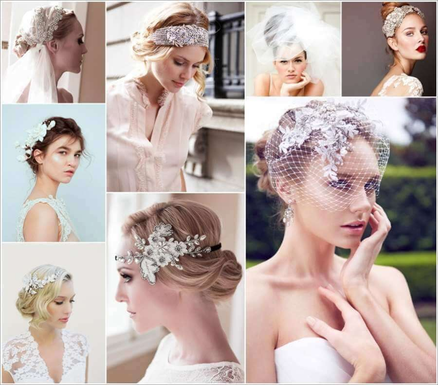 Bride S Look Is Incomplete Without A Hairstyle And If The Hairstyle