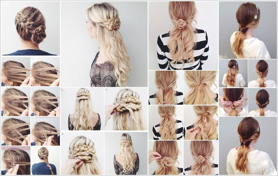 16 Heatless Hairstyles That Are Ideal for Summer