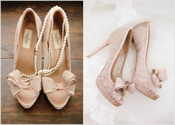 27119336f566 8 Beauteous Blush Shoes You Would Love to Wear – OBSiGeN