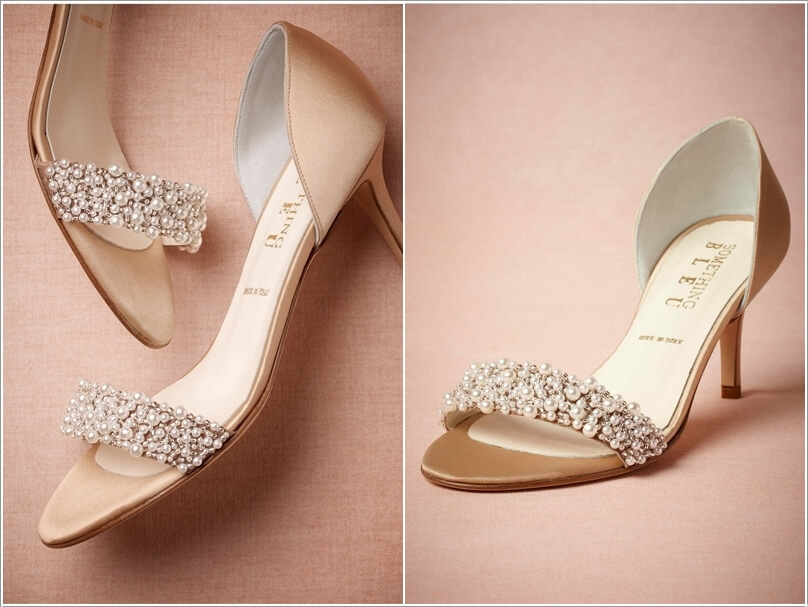 8 Beauteous Blush Shoes You Would Love To Wear