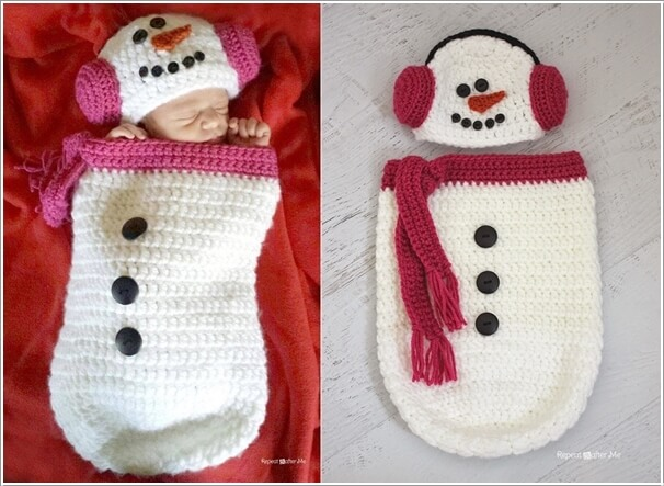 Start Collecting Winter Fashion Items for Your Baby 1