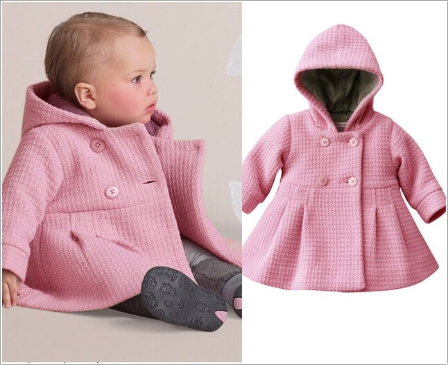 Start Collecting Winter Fashion Items for Your Baby 2