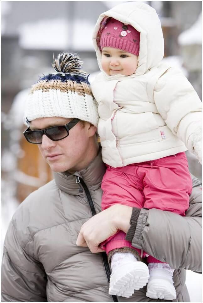 Start Collecting Winter Fashion Items for Your Baby 4
