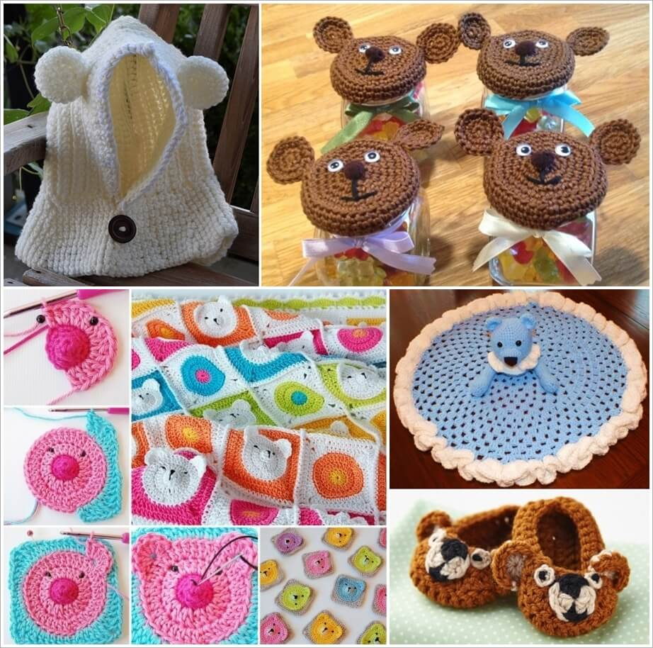 These Teddy Bear Crochet Projects Are Cuteness Overload 1