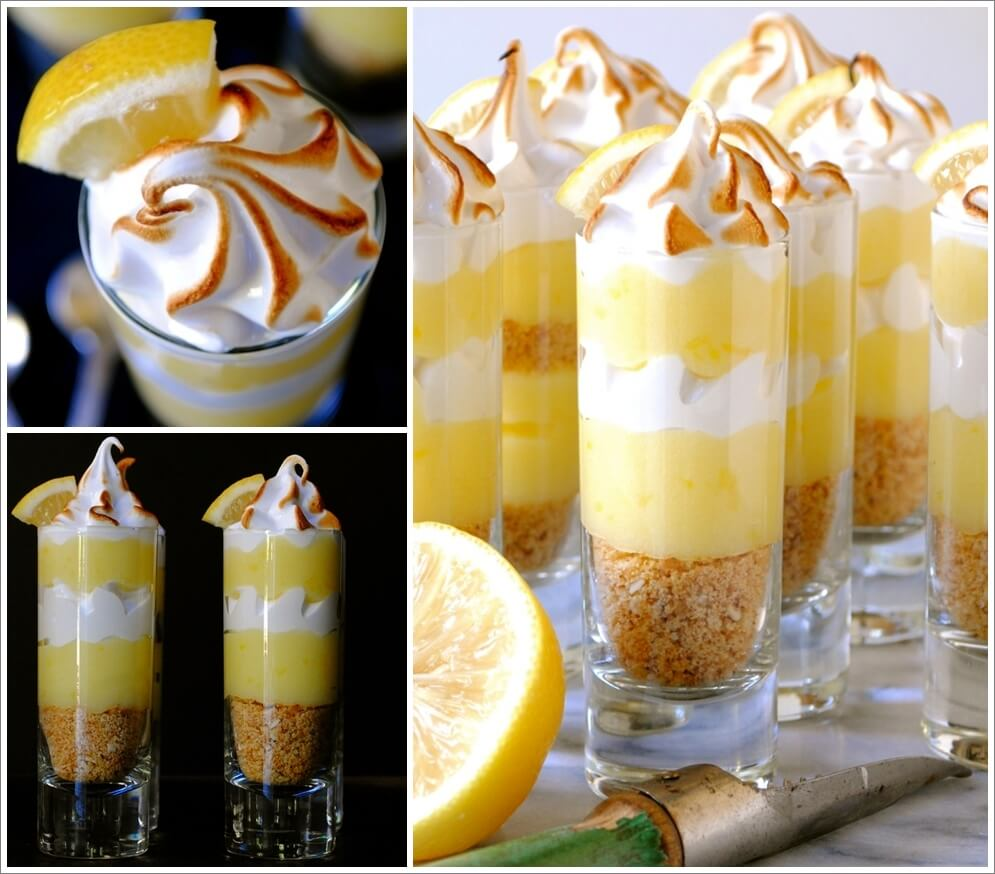 These Lemon Meringue Pie Shooters are Simply Yummy 1