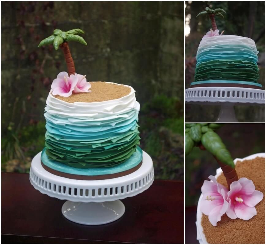 Cake Decorating Ideas Summer : 8 Cool Summer Inspired Cake Ideas