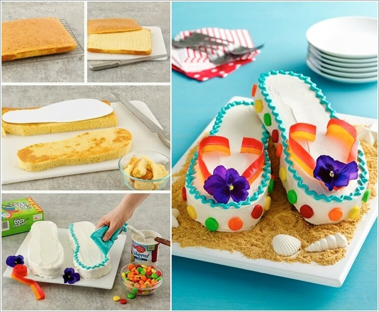 8 Cool Cake Ideas to Try This Summer 8
