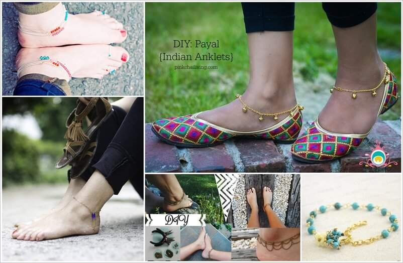 15 Stylish Anklet Designs You Will Admire 1