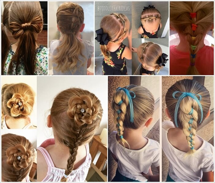 25 Super Cute Hairstyles for Little Girls