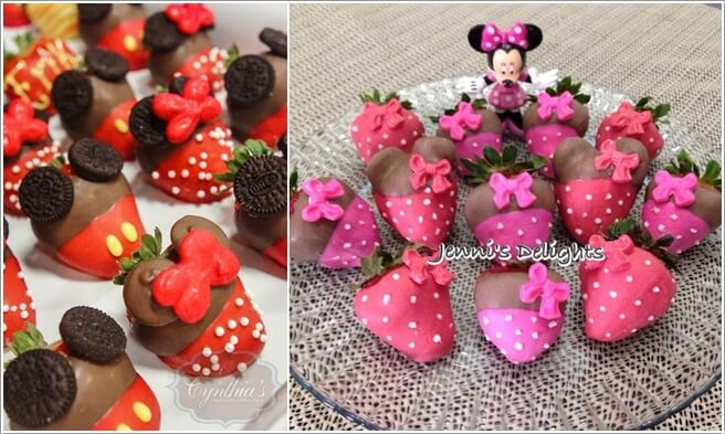 10 Yummy Ways To Make Chocolate Covered Strawberries