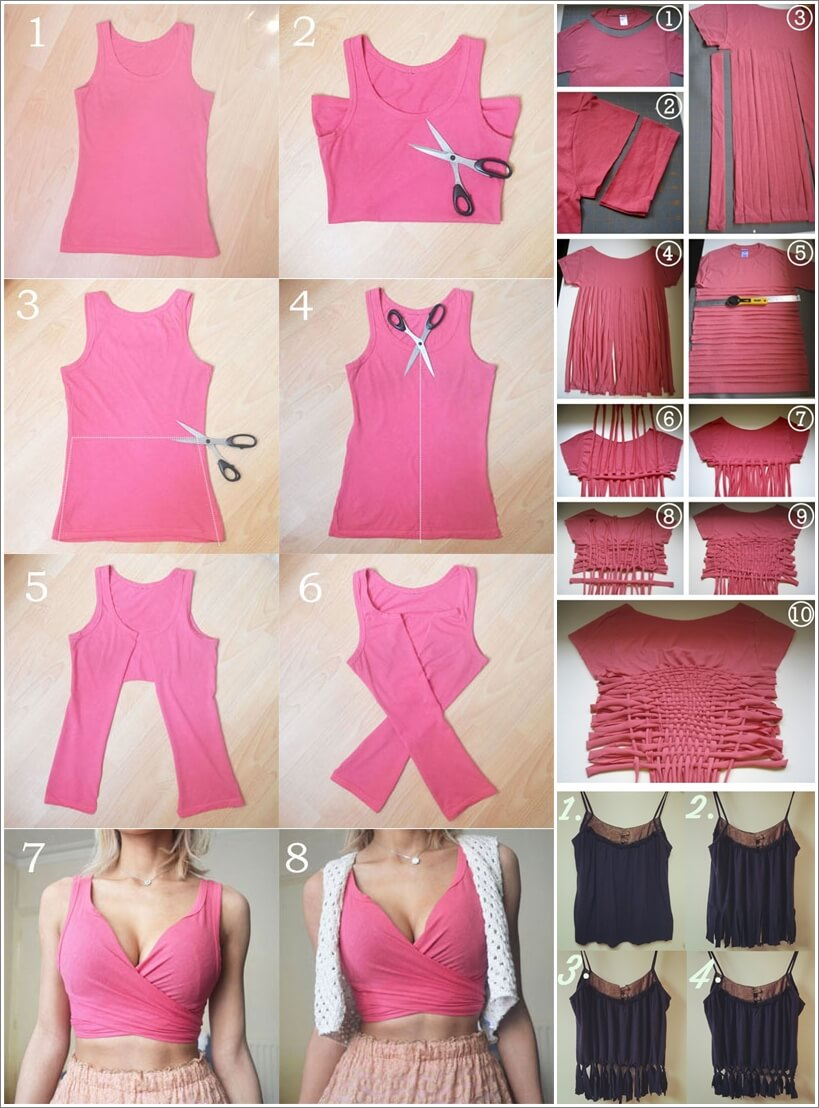 7a3fe6c7307d DIY Crop Top Ideas for You to Try