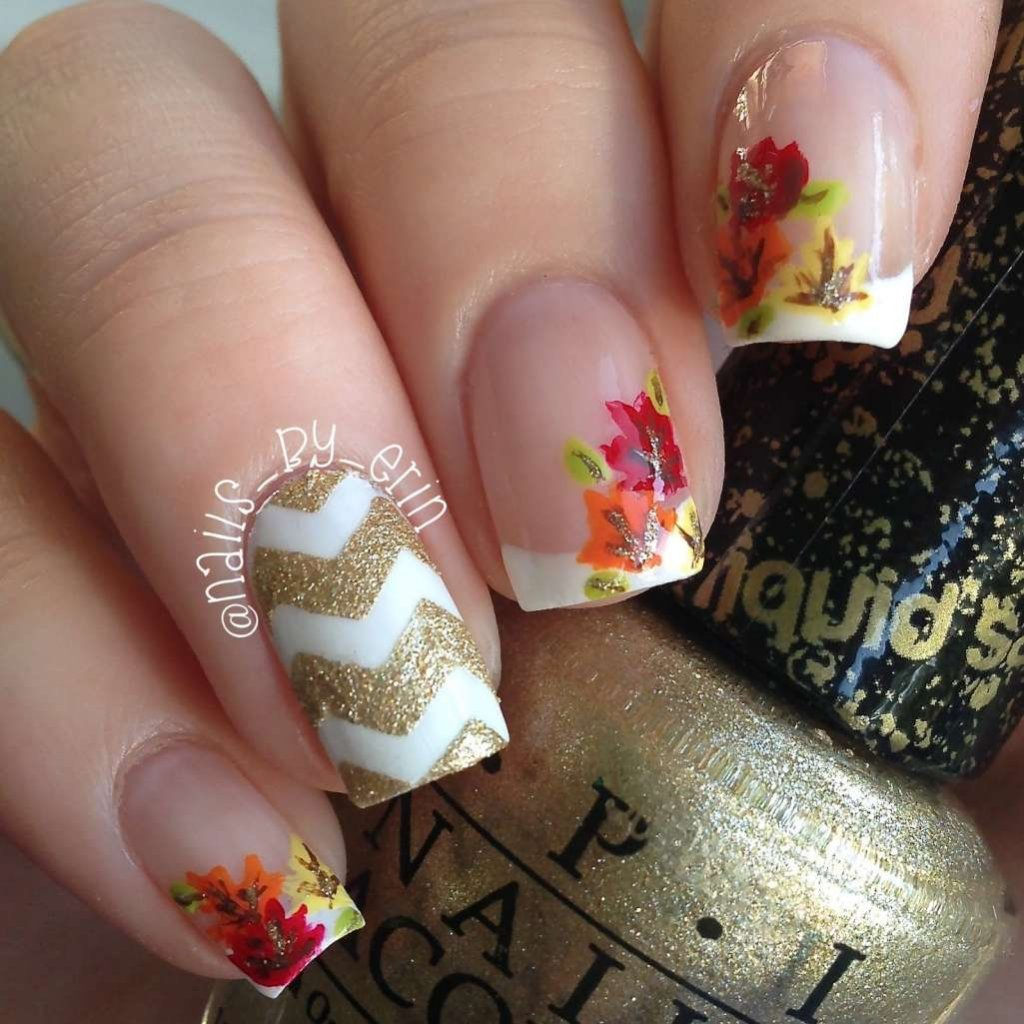Fall Nail Art Ideas